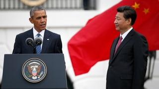 Weltklima sorgt für besseres Klima zwischen USA und China