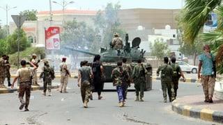 Separatisten erobern Teile der Hafenstadt Aden