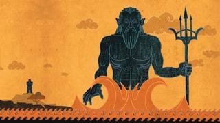 Odysseus für Eilige: Poseidons Rache