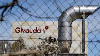 Givaudan steigert Reingewinn um 11 Prozent