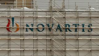 Dollarstärke setzt Novartis zu