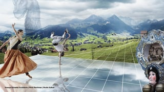 Ostschweizer Expo nimmt Gestalt an