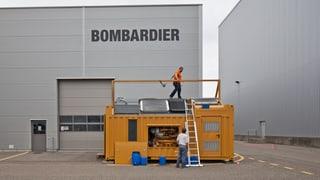 Bombardier streicht 7000 Stellen – Schweiz ist auch betroffen