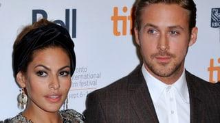Ein schönes Baby: Eva Mendes und Ryan Gosling sind Eltern
