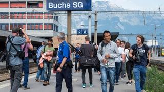 Flüchtlinge erzählen von ihrer Flucht