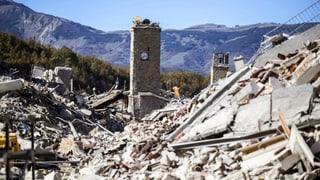 Italien: Zehntausende Obdachlose nach dem Erdbeben