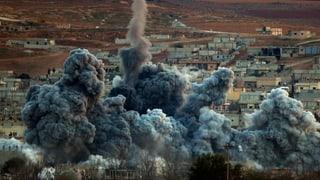 IS plante einen Anschlag auf einen Staudamm