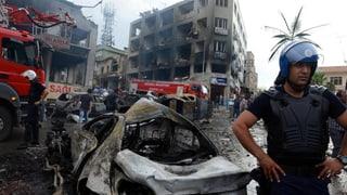 Neun Türken nach den Anschlägen festgenommen