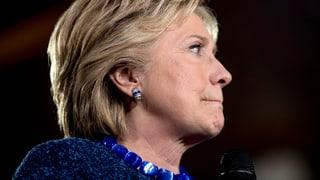 Clintons E-Mail-Affäre: FBI will neue Untersuchung