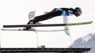 Peier meldet als Dritter Medaillen-Ambitionen an (Artikel enthält Video)