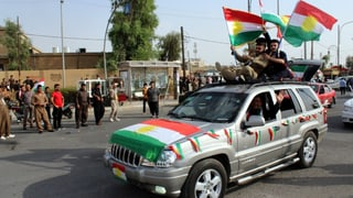 Kurden stimmen ab – aller Kritik zum Trotz. Es wird mit überwältigender Zustimmung gerechnet. Das Ergebnis ist aber nicht bindend.