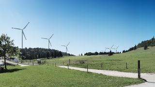 In Grenchen soll's Windräder geben - so gross wie der Kölner Dom