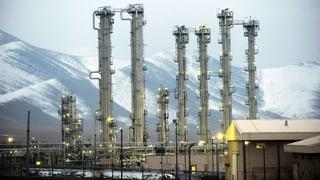 Iran öffnet Atom-Inspektoren die Pforten
