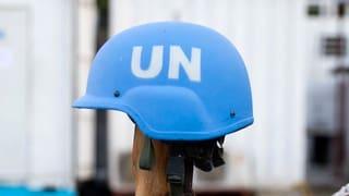 UNO spart bei Friedensmissionen – auf Drängen der USA