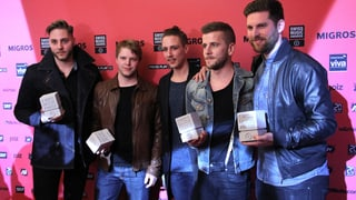 Swiss Music Awards: Yokko sind SRF 3 Best Talent