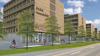 Viel Geld vom Kanton Aargau für den Innovationspark