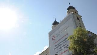 Mustér conceda 1 milliun francs per restaurar claustra