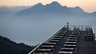 Über 15 Prozent weniger Gäste aus Europa in Schweizer Hotels