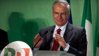 Guglielmo Epifani leitet vorerst den Partito Democratico