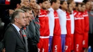 Hitzfeld: «Wir werden diesen Sieg nicht überbewerten»