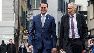 Ständerat Luzern: Müller verteidigt FDP-Sitz, Graber bestätigt
