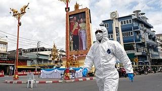 Bombenserie in Thailand: Über Täter wird wild spekuliert
