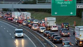 Schweizer sind fast 37 Kilometer pro Tag auf Achse