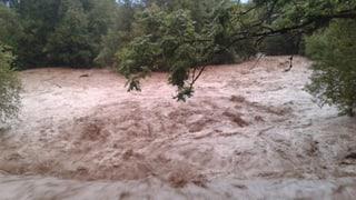 Unwetter fordert Todesopfer bei Köniz