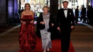 Beatrix' letzte Rede als Königin – und royale Gäste zu Besuch