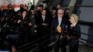 Deutschland unterstützt militärisch den Kampf gegen den IS