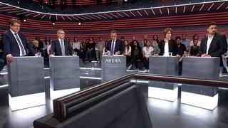 «Arena»: Ist der «Inländervorrang light» der Volkswille?