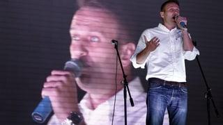 Nawalny gegen Putin: Tausende protestieren in Moskau