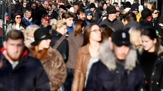 Fünf Fakten zur Zuwanderung in der Schweiz