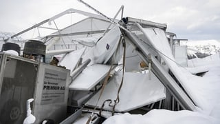 Massive Schäden am Lauberhorn nach Föhnsturm