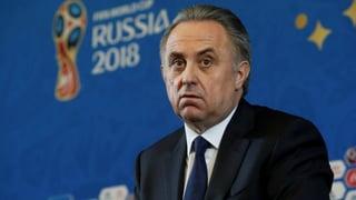 Die Sperre gegen Witali Mutko bringt die Fifa in die Bredouille.