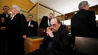 Geistliche vor Gericht wegen Vertuschung pädophiler Handlungen