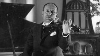 Mussolini schreckte vor der musikalischen Avantgarde nicht zurück
