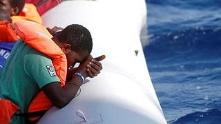 Über 200 Flüchtlinge solllen im Mittelmeer ertrunken sein