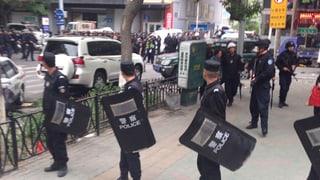 Mehr als 30 Tote nach Explosionen im Nordwesten Chinas