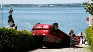In Basel gibts die wenigsten Unfälle