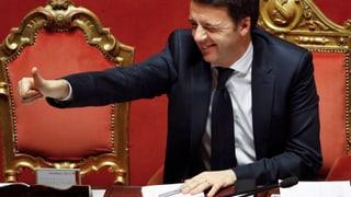 Italien zieht Senatoren die Zähne