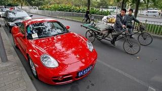 Club der Superreichen wächst – vor allem in China