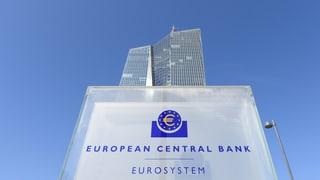 Leitzins im Euroraum bleibt auf Rekordtief