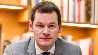 Video «Roger Schawinski im Gespräch mit Pierre Maudet» abspielen