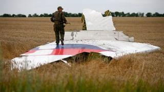 Warum fliegen Passagierflugzeuge über ein Krisengebiet?