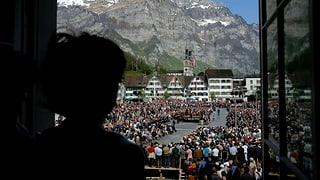 Die Landsgemeinde aus Sicht der Zuschauer