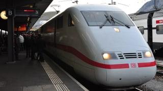 Nova colliaziun directa Cuira - Hamburg