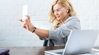 Gesichtserkennung ist für viele Banken sicher genug (Artikel enthält Audio)
