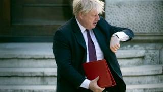 Boris Johnsons Angriff auf Mays Brexit-Kurs