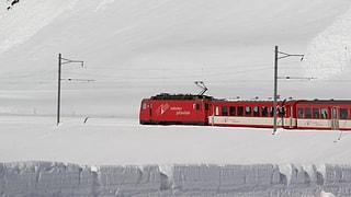 Senza incaps sur l'Alpsu - er durant l'enviern